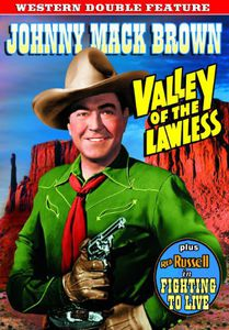 Western Double Feature: Valley of the Lawless (1936) /  Fighting ToLive (1934)