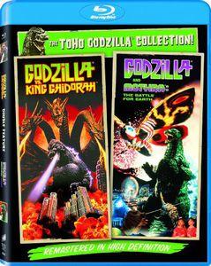 Godzilla vs. King Ghidorah /  Godzilla and Mothra: The Battle for Earth