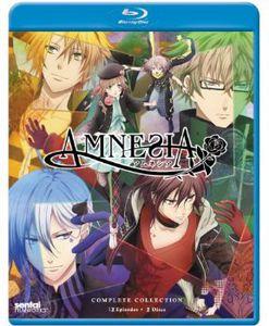 Amnesia: Complete