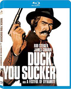 Duck, You Sucker (aka A Fistful of Dynamite)