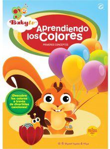 Aprendiendo los Colores [Import]