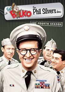 Sgt. Bilko - The Phil Silvers Show: The Fourth Season (The Final Season)
