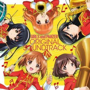 Girls Und Panzer TV Anime (Original Soundtrack) [Import]