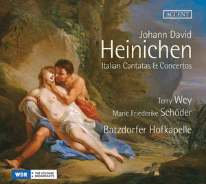 Italian Cantatas & Concertos