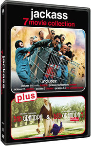 Jackass 7 Movie Collection