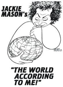 Jackie Mason: The World According to Me
