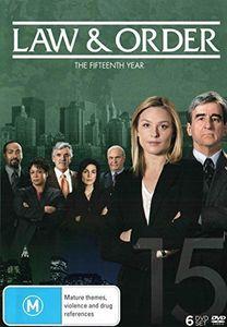 Law & Order: Season 15 [Import]