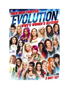 WWE: Women's (R) Evolution