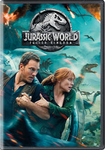 Jurassic World: Fallen Kingdom , Chris Pratt