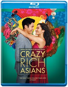 Crazy Rich Asians , Constance Wu