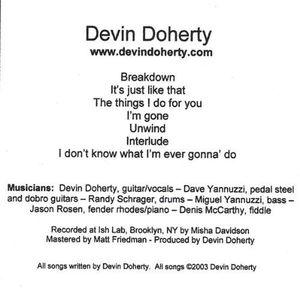 Devin Doherty