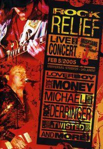 Rock Relief: Live in Concert