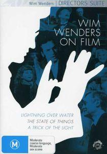 Wim Wenders on Film [Import]