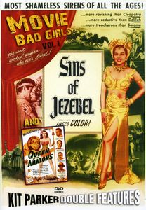 Movie Bad Girls Volume 1: Sins of Jezebel /  Queen of the Amazon