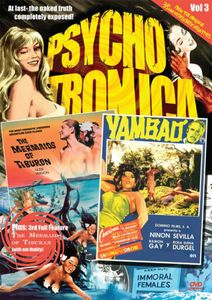 Psychotronica Vol. 3: The Mermaids of Tiburon /  Yambao