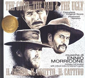 The Good, The Bad and the Ugly (Original Soundtrack) [Import]