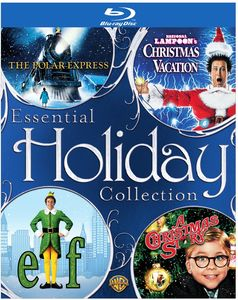 Essential Holiday Collection [Widescreen] [4 Discs] [Gift Set]