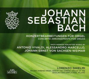 Concerto Arrangements for Organ