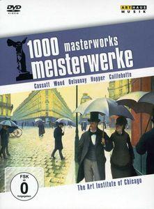1000 Masterworks: Art Institute of Chicago