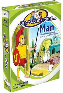 Once Upon A Time: Man
