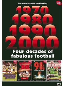 Four Decades of Fabulous Football (Afl) Box Set [Import]