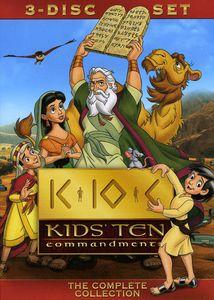 Kids' Ten Commandments