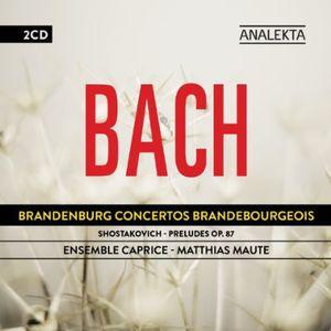 Brandenburg Concertos /  Preludes Op 87