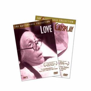 The Karoly Makk Collection: Love /  Catsplay