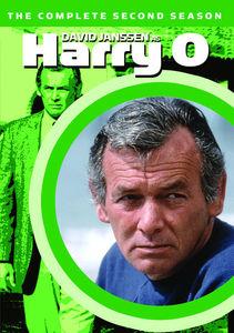 Harry O: The Complete Second Season , David Janssen
