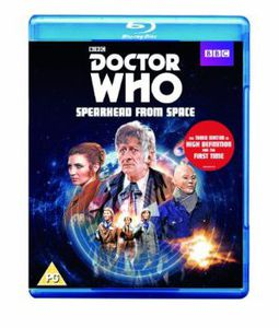 Doctor Who-Spearhead From Space [Import]
