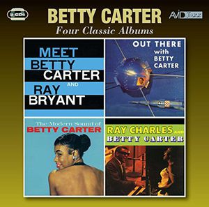 4 Lps-Meet Betty & Ray Bryant /  Out There /  Modern