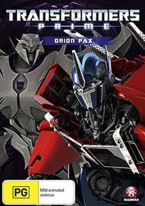 Vol. 1-Transformers: Prime-Season 2-Orion Pax [Import]