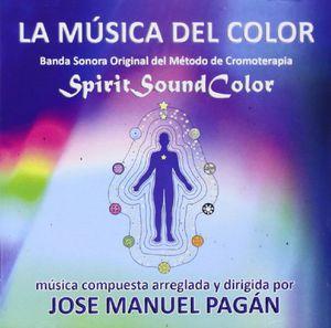 Spirit Sound Color (Original Soundtrack) [Import]
