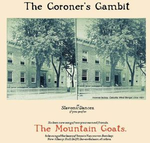 The Coroner's Gambit