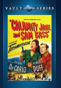 Calamity Jane and Sam Bass