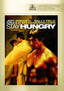 Stay Hungry , R.G. Armstrong