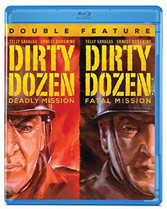 The Dirty Dozen: The Deadly Mission /  The Dirty Dozen The: Fatal Mission