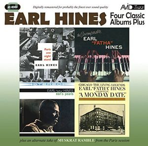 Monday Date /  Paris One Night Stand /  Earl's Pearl