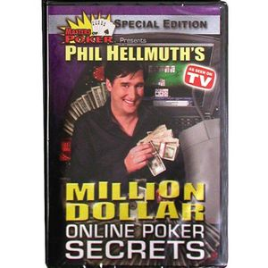 Million Dollar Online Poker Secrets [Import]