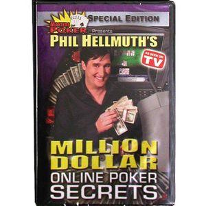 Million Dollar Online Poker Secrets [Import]