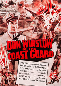 Don Winslow of the Coast Guard