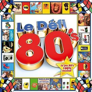 Le Defi 80S (Original Soundtrack) [Import]