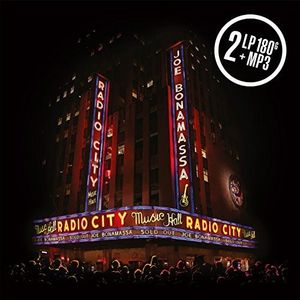 Live at Radio City Music Hall [Import] , Joe Bonamassa
