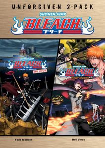 Bleach Movies: The Unforgiven