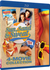 Sun, Sand and Sweat: 4 Movie Set