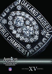 NFL America's Game: 1980 Raiders (Super Bowl XV)
