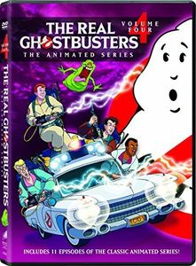 The Real Ghostbusters: Volume 4