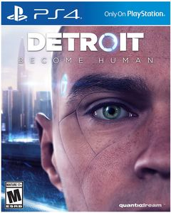 Detroit: Become Humanfor PlayStation 4