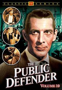 Public Defender - Volume 10: 4-Episode Collection