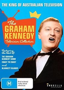 Graham Kennedy TV Collection [Import]